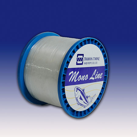 Nylon monofilament vislijn - plastic spoelen - NM-PS