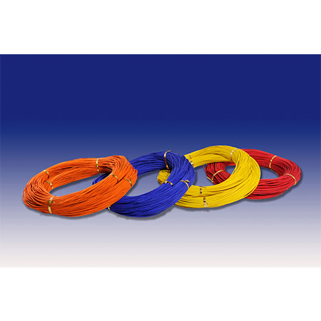 Nylon Braided Lead Line, Sekiyama - NBL